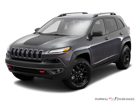 Jeep Cherokee TRAILHAWK CUIR 2018 - photo 2