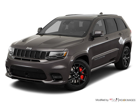 Jeep Grand Cherokee SRT 2018 - photo 1