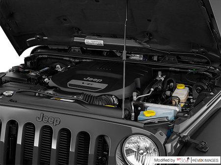 Jeep Wrangler JK UNLIMITED WILLYS WHEELER 2018 - photo 1