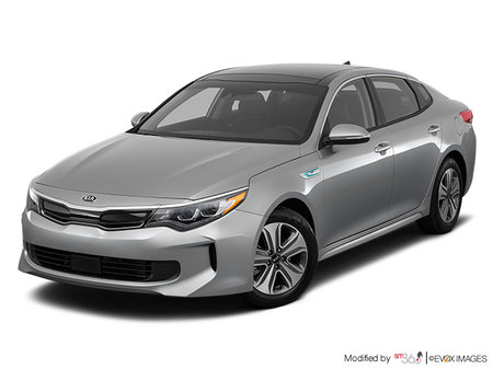 Kia Optima HEV EX PREMIUM 2018 - photo 2