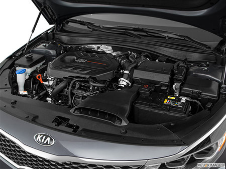 Kia Optima SX 2018 - photo 4