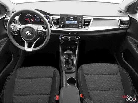 Kia Rio 5-door LX+ 2018 - photo 4