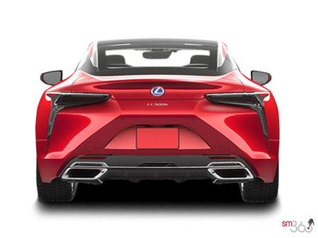 Lexus LC 500h 2018 - photo 1