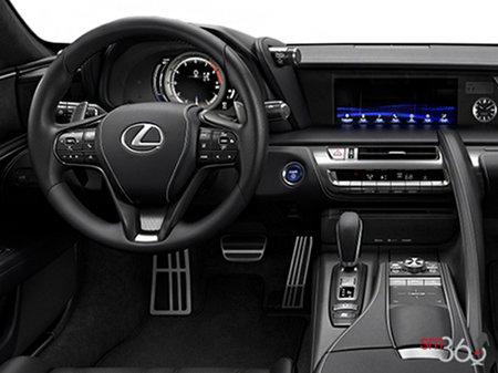 Lexus LC 500h 2018 - photo 4