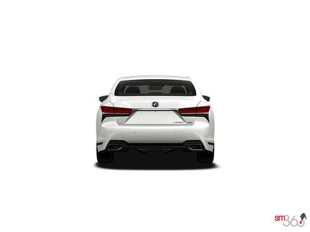 Lexus LS 500 2018 - photo 1