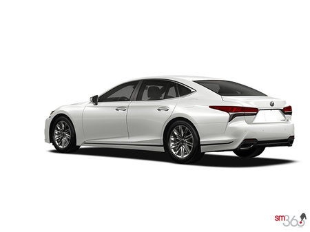 Lexus LS 500 2018 - photo 2