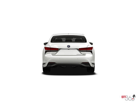 Lexus LS 500H 2018 - photo 1