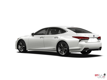 Lexus LS 500H 2018 - photo 2