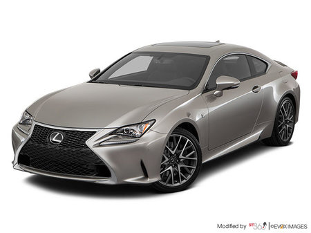 Lexus RC 350 AWD 2018 - photo 1