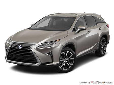 Lexus RX L  450 H 2018 - photo 1