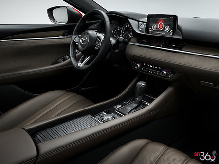 Mazda 6 SIGNATURE 2018 - photo 18