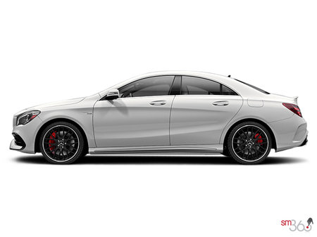 Mercedes-Benz CLA 45 AMG 4MATIC 2018 - photo 1