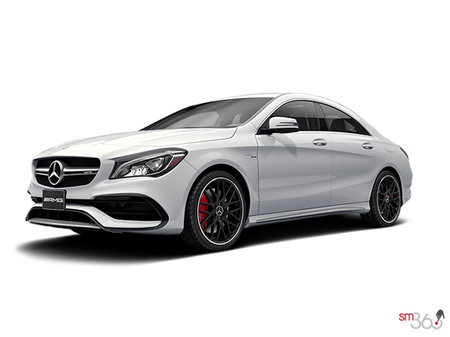 Mercedes-Benz CLA 45 AMG 4MATIC 2018 - photo 2