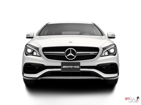 Mercedes-Benz CLA 45 AMG 4MATIC 2018 - photo 4