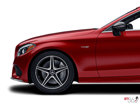 Mercedes-Benz Classe C Cabriolet AMG  43 4MATIC 2018 - photo 2