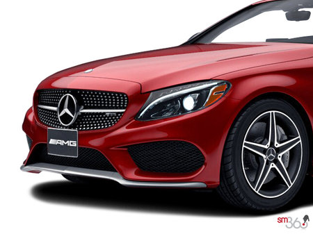 Mercedes-Benz Classe C Cabriolet AMG  43 4MATIC 2018 - photo 4