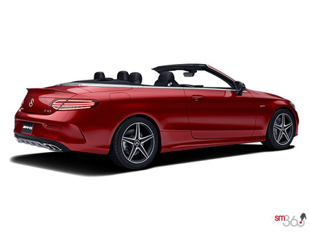 Mercedes-Benz Classe C Cabriolet AMG  43 4MATIC 2018 - photo 1