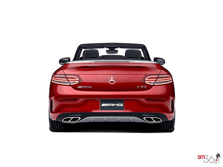 Mercedes-Benz Classe C Cabriolet AMG  43 4MATIC 2018 - photo 3