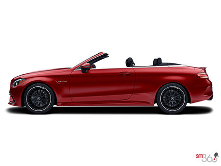 Mercedes-Benz C-Class Cabriolet AMG  63  2018 - photo 1