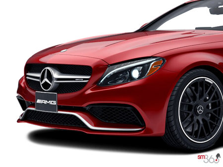 Mercedes-Benz C-Class Cabriolet AMG  63  2018 - photo 4