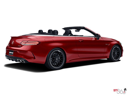 Mercedes-Benz Classe C Cabriolet AMG  63  2018 - photo 1