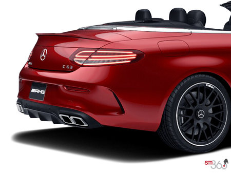 Mercedes-Benz Classe C Cabriolet AMG  63  2018 - photo 2