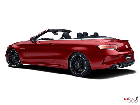Mercedes-Benz Classe C Cabriolet AMG  63  2018 - photo 4