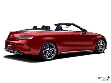 Mercedes-Benz Classe C Cabriolet AMG  63 S  2018 - photo 1