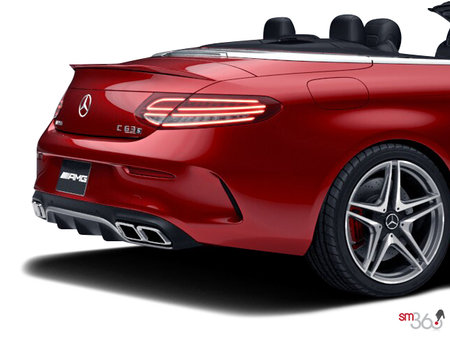 Mercedes-Benz Classe C Cabriolet AMG  63 S  2018 - photo 2