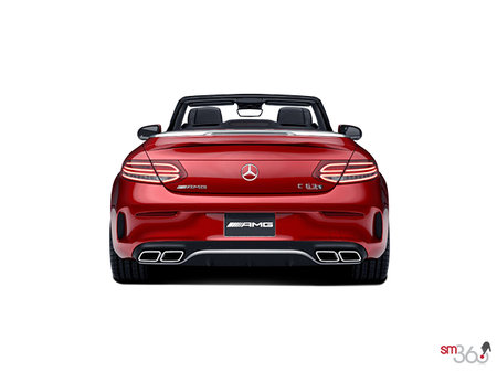 Mercedes-Benz Classe C Cabriolet AMG  63 S  2018 - photo 3
