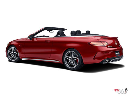 Mercedes-Benz Classe C Cabriolet AMG  63 S  2018 - photo 4