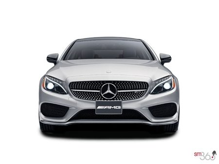 Mercedes-Benz C-Class Coupe AMG 43 4MATIC 2018 - photo 3