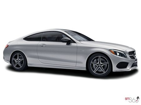 Mercedes-Benz C-Class Coupe AMG 43 4MATIC 2018 - photo 4