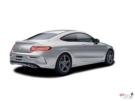 Mercedes-Benz Classe C Coupé AMG 43 4MATIC 2018 - photo 3