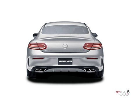 Mercedes-Benz Classe C Coupé AMG 43 4MATIC 2018 - photo 2