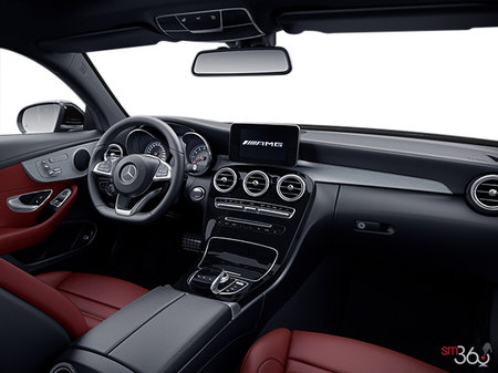 Mercedes-Benz Classe C Coupé AMG 43 4MATIC 2018 - photo 1