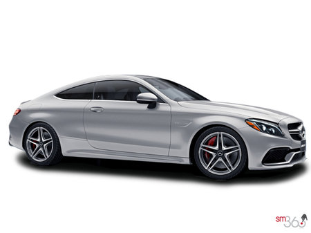 Mercedes-Benz Classe C Coupé AMG 63 S 2018 - photo 4