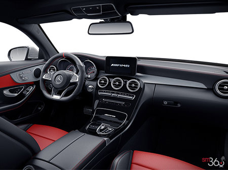 Mercedes-Benz C-Class Coupe AMG 63 S 2018 - photo 2