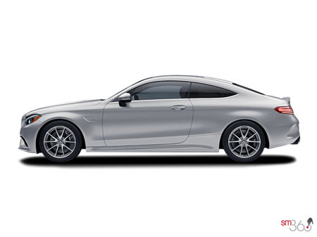 Mercedes-Benz C-Class Coupe AMG 63 2018 - photo 1