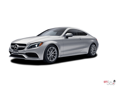 Mercedes-Benz C-Class Coupe AMG 63 2018 - photo 2