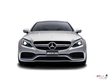Mercedes-Benz C-Class Coupe AMG 63 2018 - photo 3