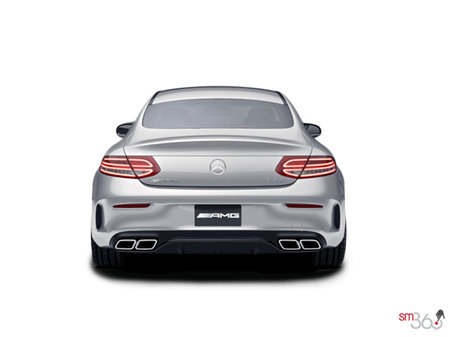 Mercedes-Benz C-Class Coupe AMG 63 2018 - photo 4