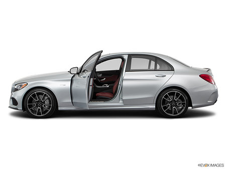 Mercedes-Benz C-Class Sedan AMG 43 4MATIC 2018 - photo 1