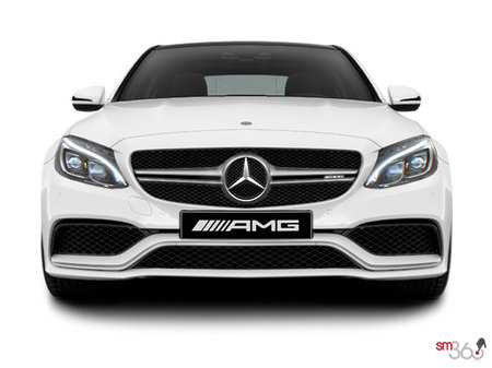 Mercedes-Benz C-Class Sedan AMG 63 2018 - photo 3