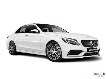 Mercedes-Benz C-Class Sedan AMG 63 2018 - photo 4