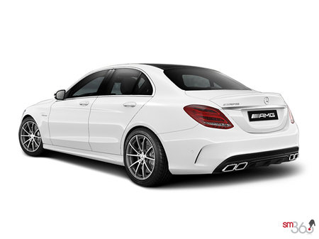 Mercedes-Benz C-Class Sedan AMG 63 2018 - photo 2