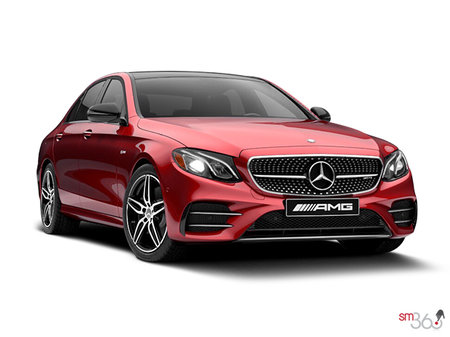Mercedes-Benz E-Class Sedan 43 4MATIC 2018 - photo 4