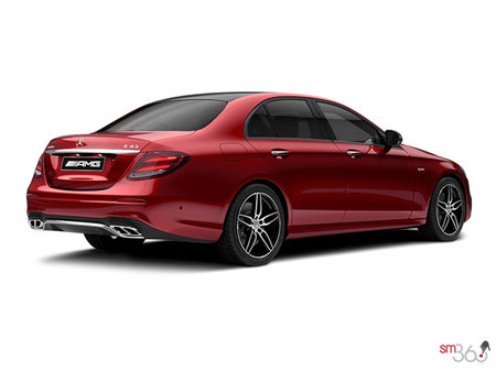 Mercedes-Benz Classe E Berline 43 4MATIC 2018 - photo 4