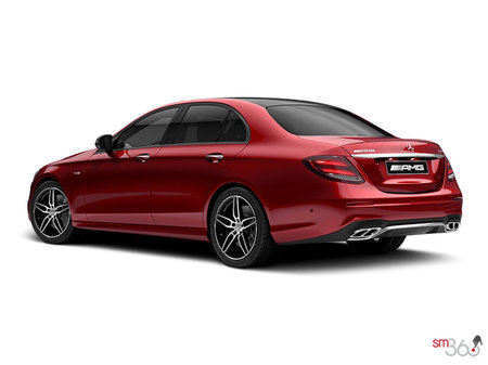 Mercedes-Benz E-Class Sedan 43 4MATIC 2018 - photo 2