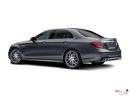Mercedes-Benz Classe E Berline 63 S 4MATIC 2018 - photo 2